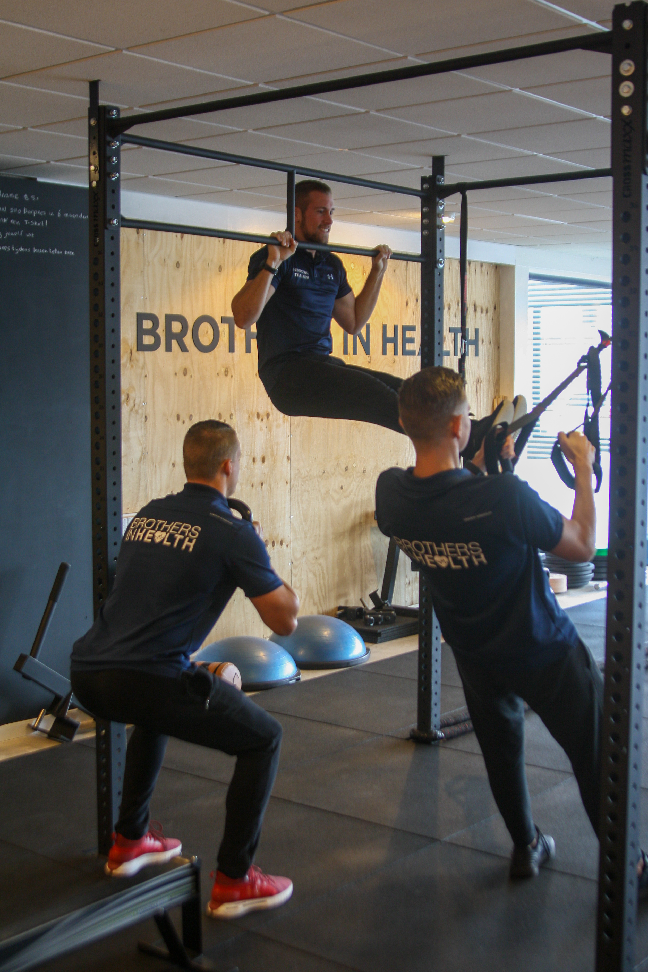 Trainingsaanbod Brothers in Health Kaatsheuvel
